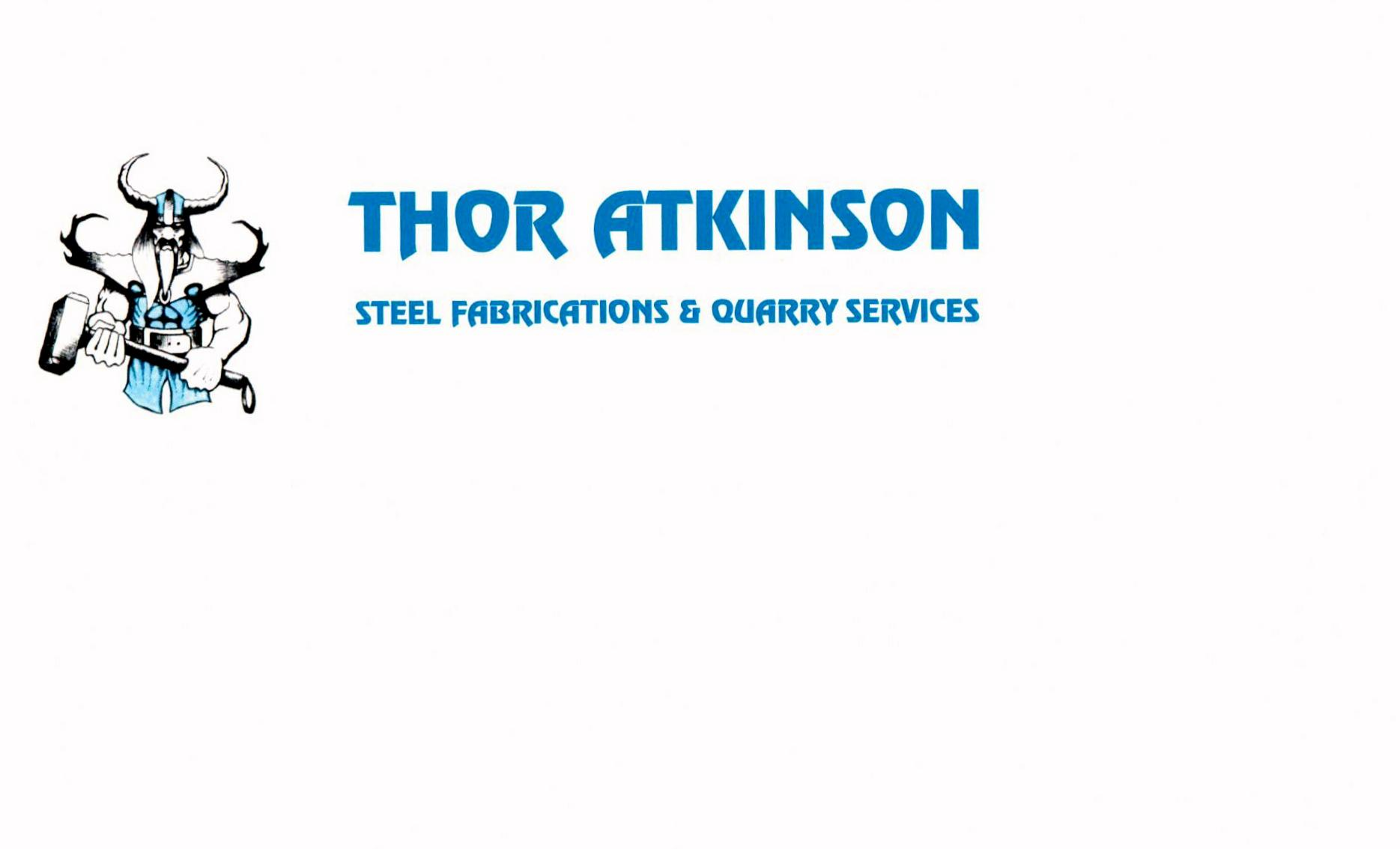 Thor Atkinson Steel Fabrications Ltd